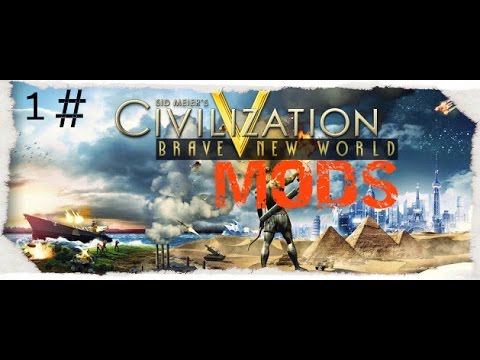 CIV 5 BNW (Modded)-episode 1: Yet (not) Another Earth Maps Pack  