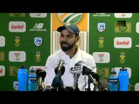 India vs South Africa : People showed lack of trust in us but we knew we can win,Virat kohli