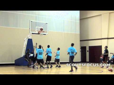7Black #23 Wayne McCullough, 6'4 170lbs, Rosehill Christian School TX 2012