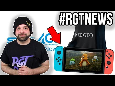 POKEMON SWITCH DONE? NEW Neo-Geo System in 2018! Black Ops 4 MAJOR Changes? | RGT 85