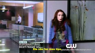 Promo Supernatural 7x20 - 'The Girl With the Dungeons and Dragons Tattoo' Legendado PT BR