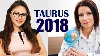TAURUS 2018 Yearly Horoscope. LOVE & Marriage OPPORTUNITIES! BIG SUPPORT for MATERIAL GOALS!