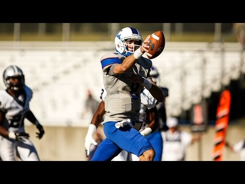 Presbyterian College Football - PC 18, Monmouth 12