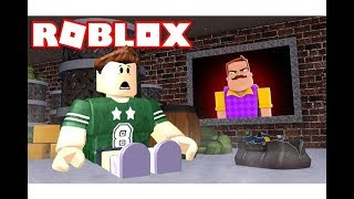 the psychological neighbor | Finally complete in roblox game!