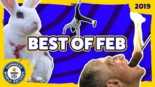 Best of February 2019 - Guinness World Records