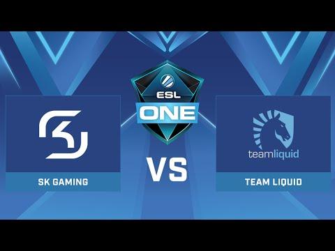 Download ESL One Cologne 2016 - finał - SK Gaming vs Team Liquid