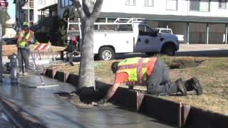 Improving Sidewalks in the City of Monterey