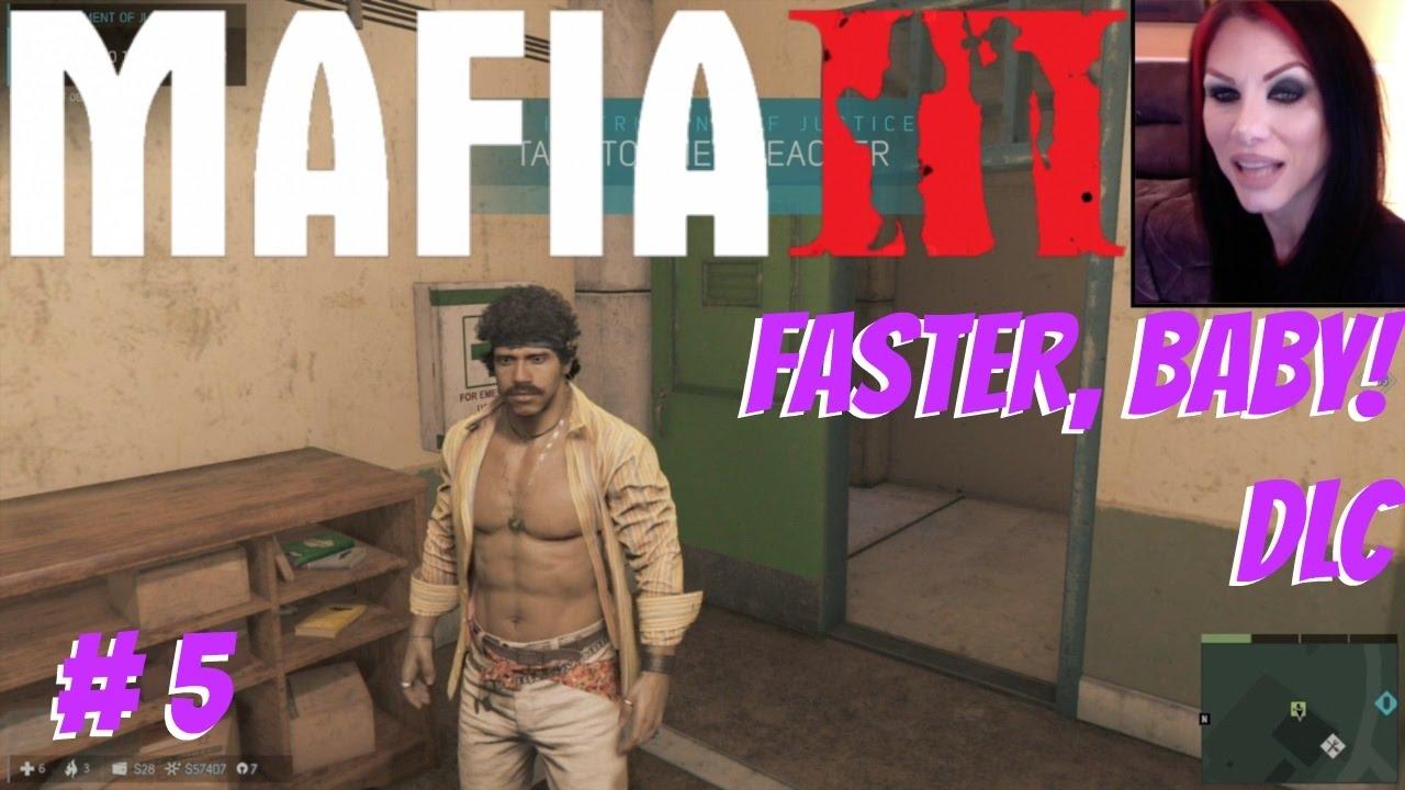 MAFIA III FASTER BABY DLC – GAMEPLAY WALKTHROUGH – BURN NOTICE – PART 5
