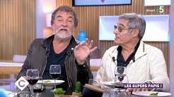 Au dîner avec Gérard Lanvin et Olivier Marchal ! - C à Vous – 25/02/2020