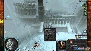 Dawn of War 2 Retribution Walkthrough - Space Marine Campaign - Mission 5 - Minos Iceworks pt 1