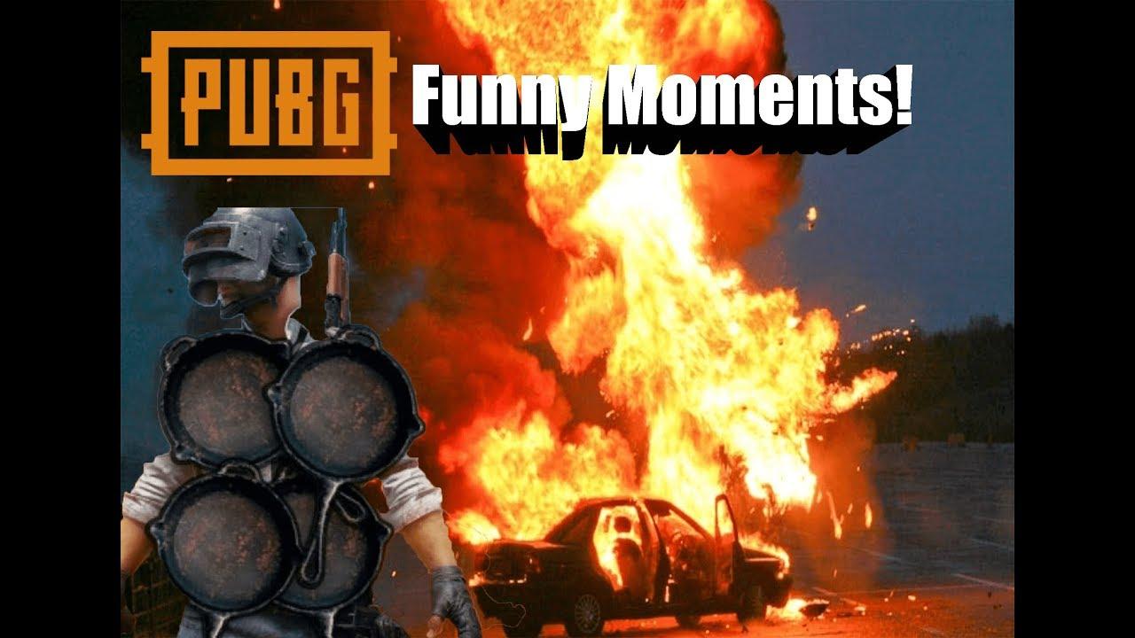 PUBG Funny Moments! Idiotic Quotes! Worlds Best Getaway Driver! Crazy  Bridge Gunfight!