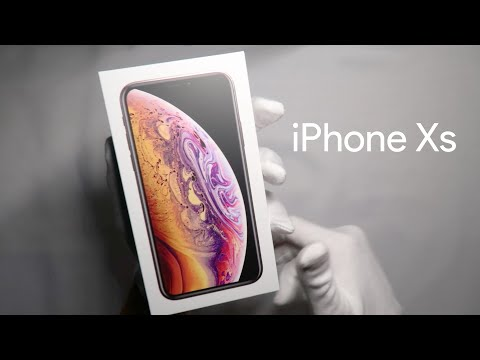 iPhone Xs Unboxing | ASMR Unboxing