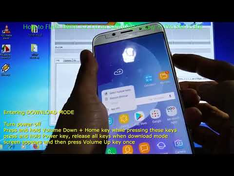 How to Flash TWRP 3.2.1.0 on Samsung Galaxy J5 Pro SM-J530F