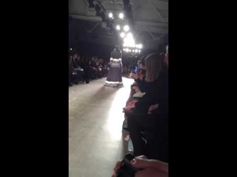 Carol Alt Attends the Zang Toi Fashion Show
