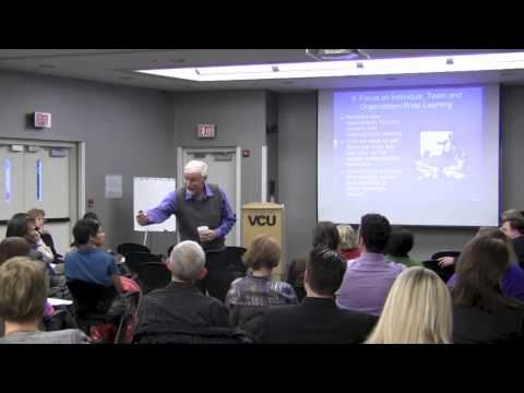 Michael Marquardt Action Learning Lecture