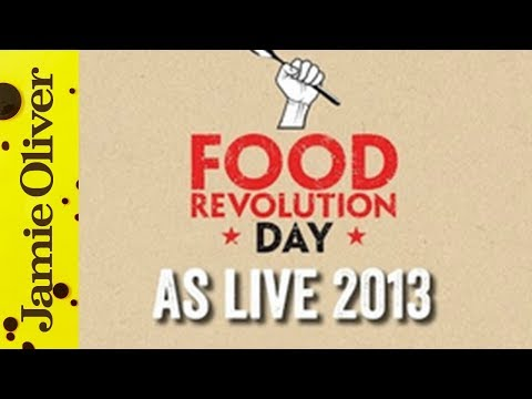 Food Revolution Day 2013 AS LIVE