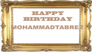 MohammadTabrez   Birthday Postcards & Postales