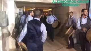 جوزنا العريس وخلصنا منو زفة توفيق الدلو فرقة الزمرد طبالين