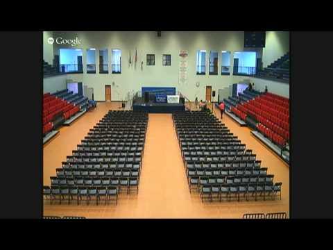 McNabb Middle School Eight Grade Promotion Ceremony Practice 5/28/15