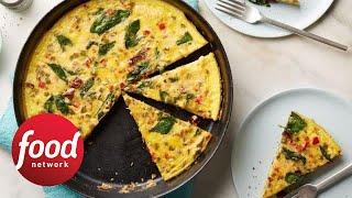 Whole30 Veggie-Packed Breakfast Frittata | Food Network