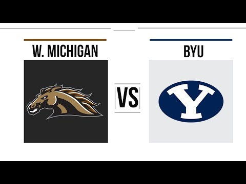 2018 Idaho Potato Bowl Western Michigan vs BYU Full Game Highlights