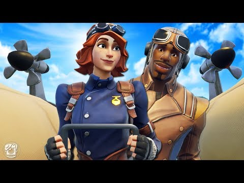 RAPTOR FINDS HIS PARENTS?! *SEASON 6 NEW SKINS!* - A Fortnite Short Film