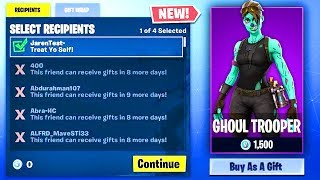 Fortnite Gifting System - How To Use The Gifting System In Fortnite! (Gifting In Fortnite)