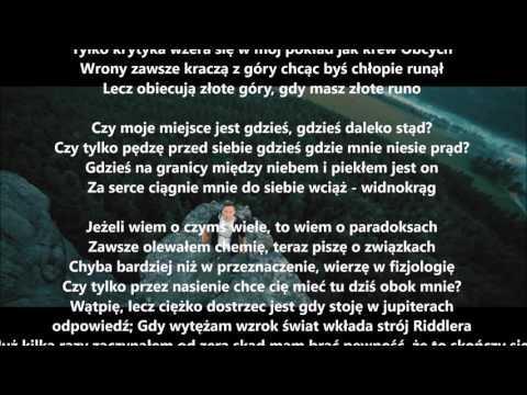Pawbeats ft. Zeus - Widnokrąg TEKST