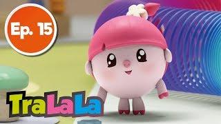 BabyRiki Ne Jucăm La Locul De Joacă (Ep. 15) Desene Animate Copii | TraLaLa