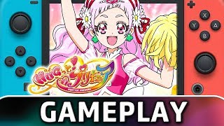 Download Video Nari Kids Park: HUGtto! Pretty Cure | First 30 Minutes on Switch MP3 3GP MP4