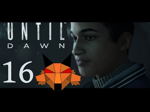 Let's Play Until Dawn [PS4/Blind] Part 16 - Matt and Emily
