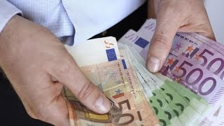 Quick Cash - Money Visualization - Powerful 5 mins Chakra Activation Binaural Beats - Euro Currency