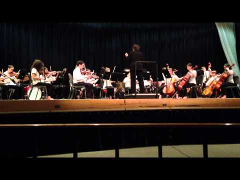 Pennsbury Middle School Honors Orchestra II