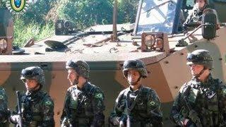 Operação Ágata 8 - Início da Operação Ágata 8 no Comando Militar do Sul