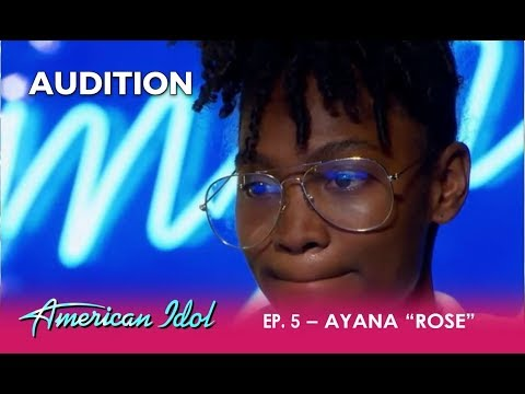 "Ayana ""Rose"" Lawson: This Audition Will Bring TEARS To Your Eyes! 