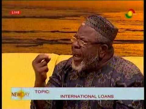 New Day - Discuss International loans - 3/2/2013