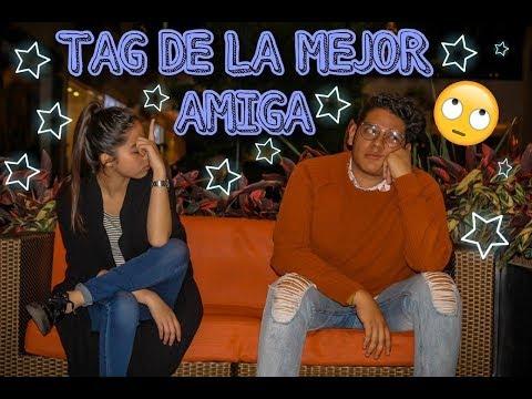 TAG DE LA MEJOR AMIGA ALEX RAMOS ft. DAYANA VALDES