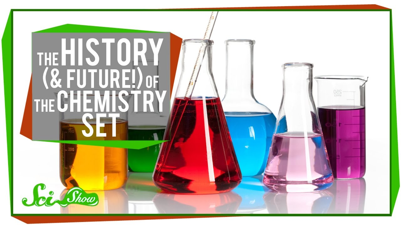 The History And Future of the Chemistry Set