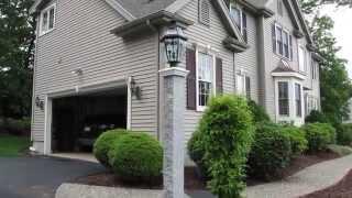 Yankee Granite Topmount Lantern Post
