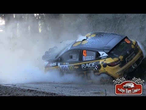 Rallye du Var 2018 [Day 3] - Crash & Mistakes