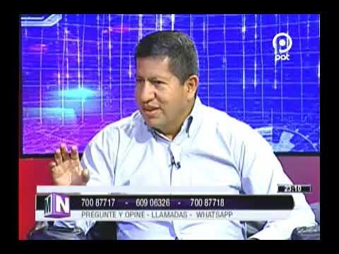 [VIDEO EN NM]¿Cómo está YPFB? LUIS ALBERTO SÁNCHEZ, Ministro de Hidrocarburos en NM @ NO MENTIRAS