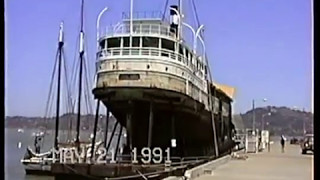 video 198 to battery spencer via ca 37 and sausalito 21 may 19911