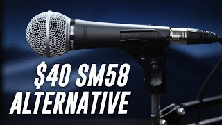 Shure SM48 Dynamic Mic Review / Test