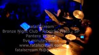 Download lagu Fatal Scream - Five Minutes Alone - Pantera Tribute