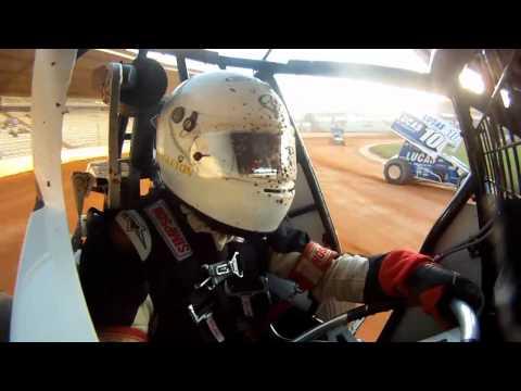 Bay Park Speedway, Sprintcar onboard/In car