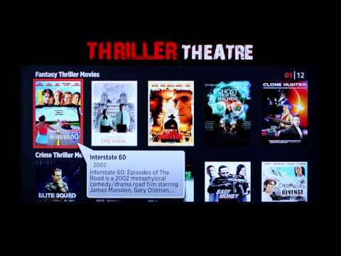 Roku Review: Thriller Theatre - Free Movies