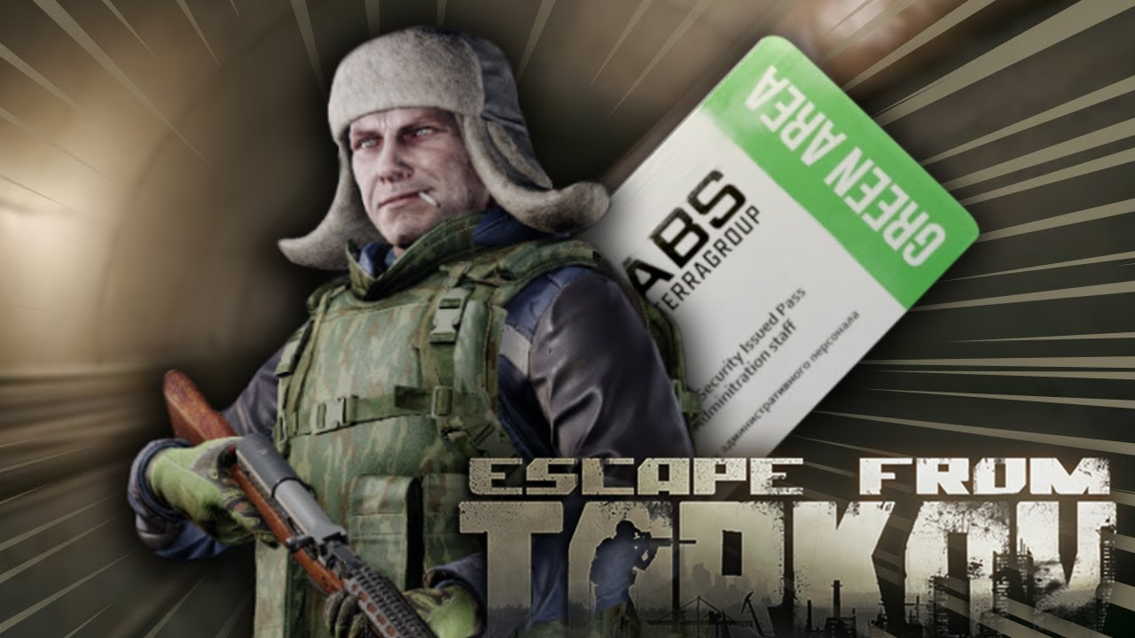 GREEN KEYCARD FROM SCAV CASE!! | EFT_WTF ep. 142 | Escape from Tarkov Funny and Epic Gameplay