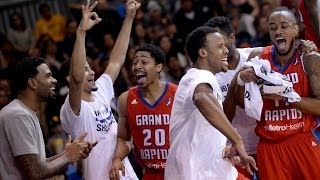 Top 10 Plays of the 2014-15 NBA D-League Season
