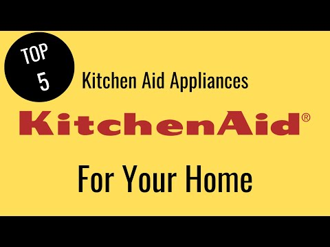 5 Kitchenaid Products For Your Home | Kitchen Aid Product Reviews