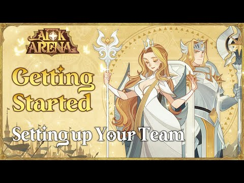 Getting Started: Setting up your Team [Tutorial] | AFK Arena
